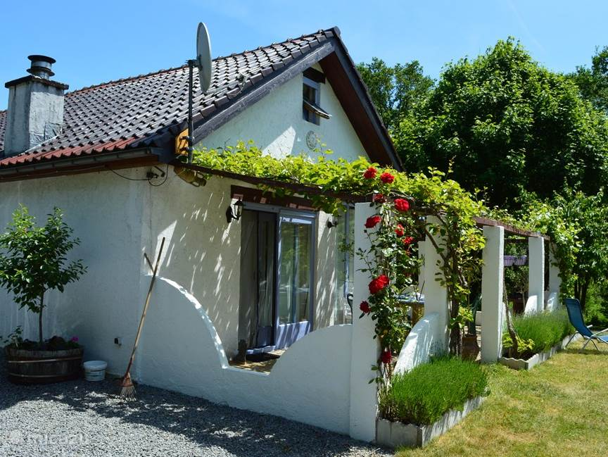 Vacation rental Belgium, Ardennes, Biron - villa Provençal detached house