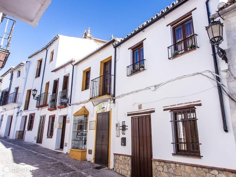 Vakantiehuis Spanje, Andalusië, Ronda - stadswoning La Casita