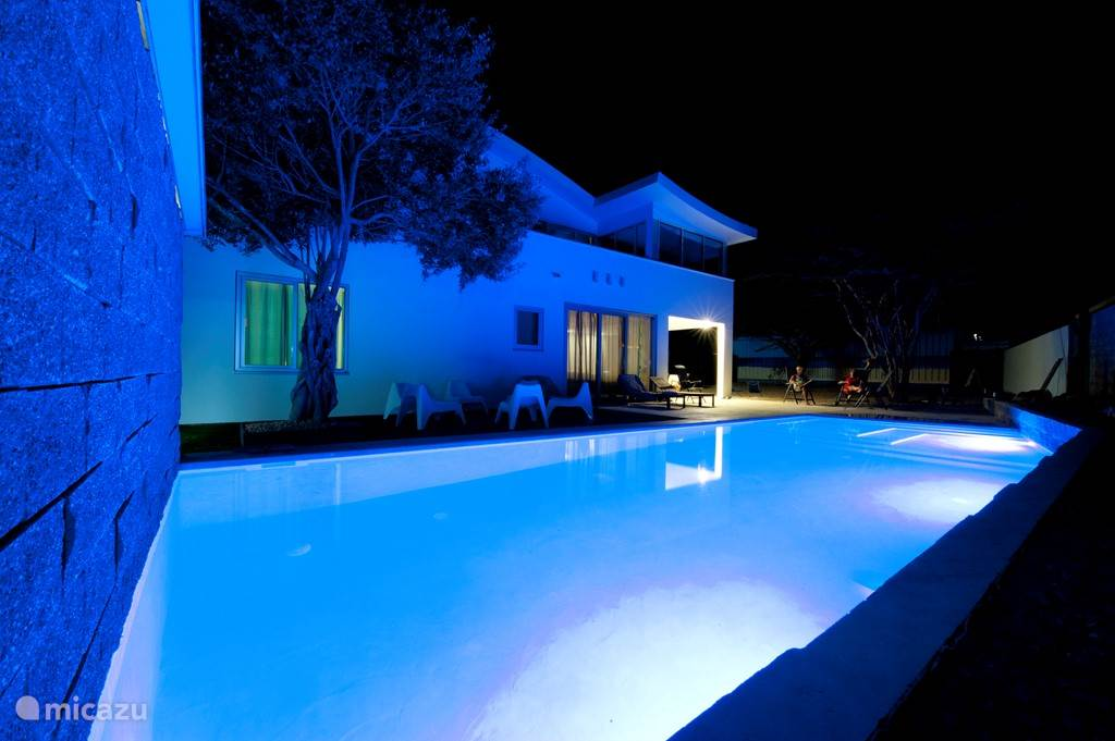 de pool by night