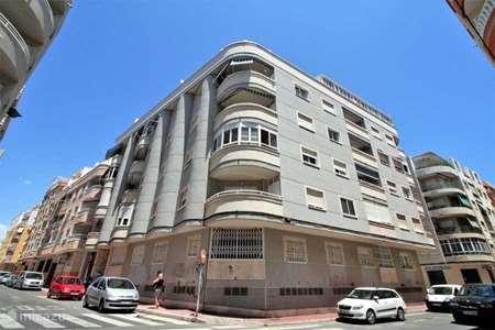 Ferienwohnung Spanien, Costa Blanca, Torrevieja bungalow Sonnige Wohnung im Herzen von Torrevieja