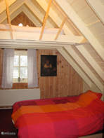 Interieur slaapkamer 1 boven