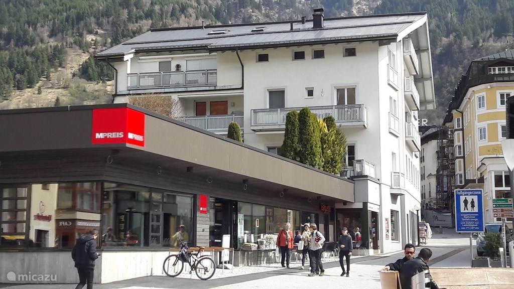 Vakantiehuis Oostenrijk, Salzburgerland, Bad Hofgastein Appartement Appartement Segerink
