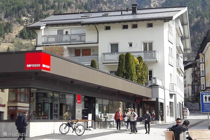 Vacation rental Austria, Salzburgerland, Bad Hofgastein Apartment Apartment Segerink