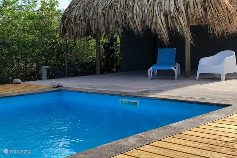 Vakantiehuis Curaçao, Banda Abou (west), Grote Berg Vakantiehuis Villa Chuchubi