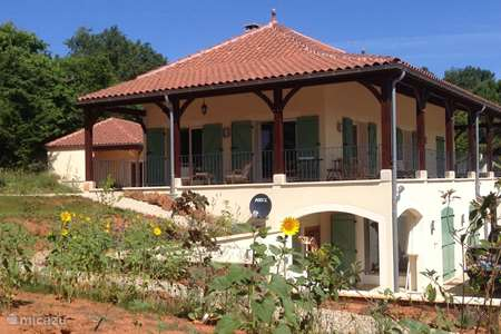 Vakantiehuis Frankrijk, Lot, Montcléra - villa Maison d'Abou