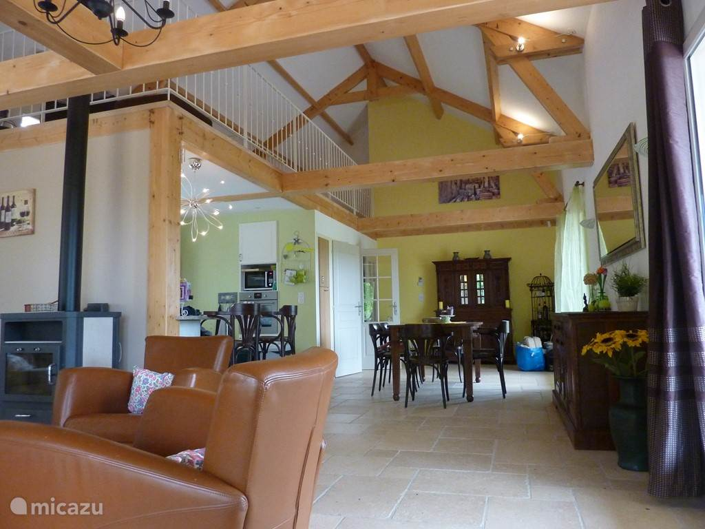 Vacation rental France, Lot, Goujounac Villa Maison d'Abou