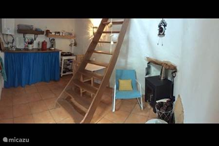 Vacation rentals in alte algarve portugal micazu - Naturewood furniture for both indoor and outdoor sitting ...