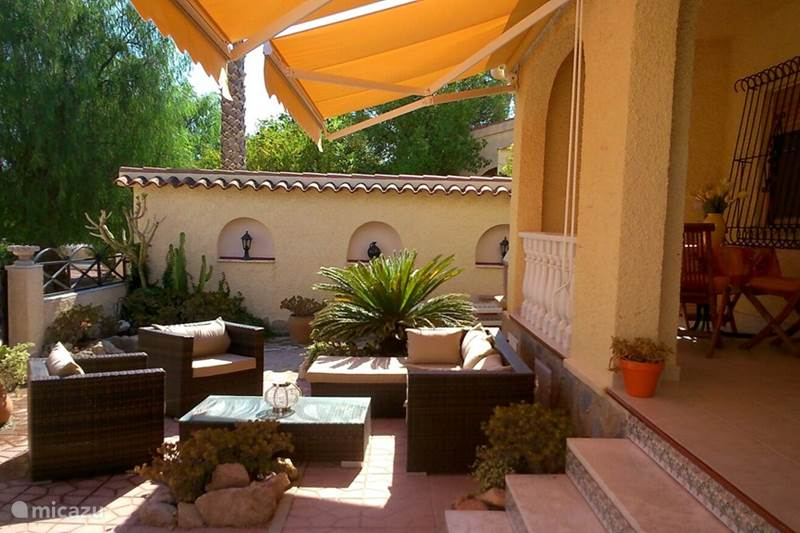 Vakantiehuis Spanje, Costa Blanca, La Marina Villa Casa Naranja