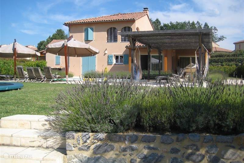 Vakantiehuis Frankrijk, Ardèche, Vallon-Pont-d'Arc Villa Villa 55 rez de chaussée