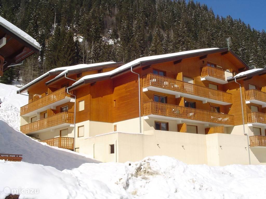 [THEMA], Frankrijk, Haute-Savoie, Chatel, appartement Appartement Chatel 2 slaapkamers