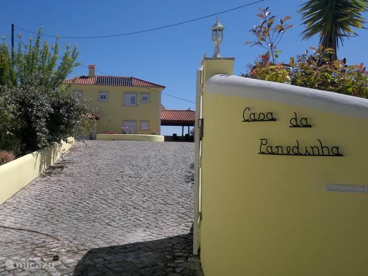 Vakantiehuis Portugal, Ribatejo, Tomar Vakantiehuis Casa de Paredinha
