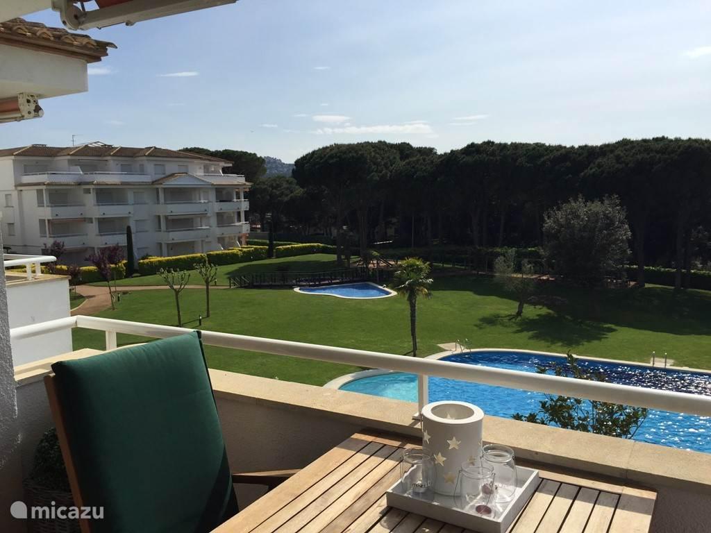 Vakantiehuis Spanje, Costa Brava, Platja de Pals Appartement Appartement GreenMar2 Platja de Pals