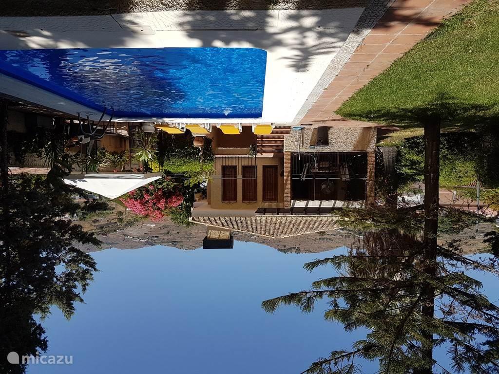 Vakantiehuis Spanje, Costa del Sol, Almunecar villa Casa Palmeras
