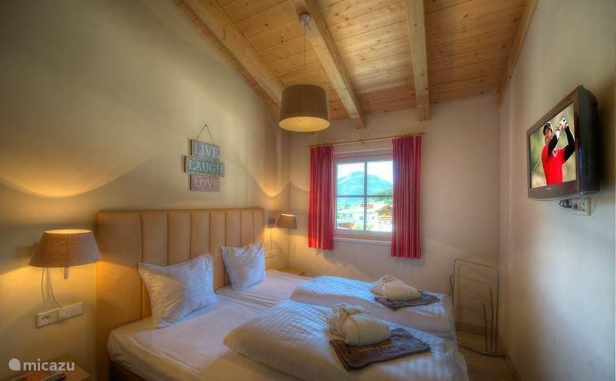 Master bedroom Kaprun Mountain Resort by Kaprun Rentals TopC27