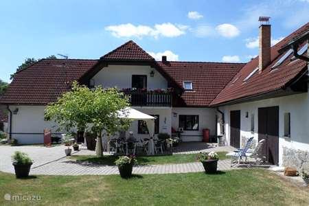 Vakantiehuis Tsjechië, Zuid-Bohemen, Mirovice appartement Appartement Pliskovice