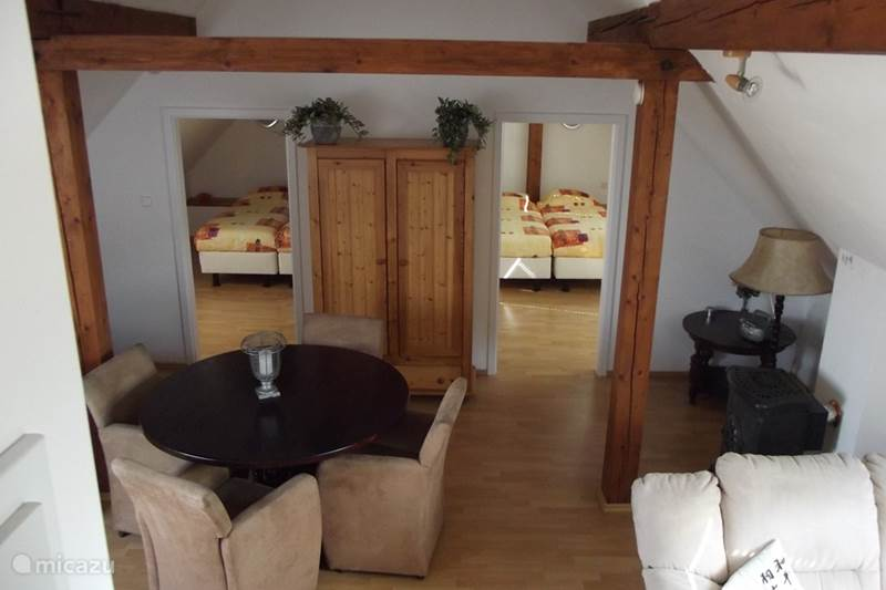 Vacation rental Czech Republic, South Bohemia, Mirovice Apartment Apartment Pliskovice
