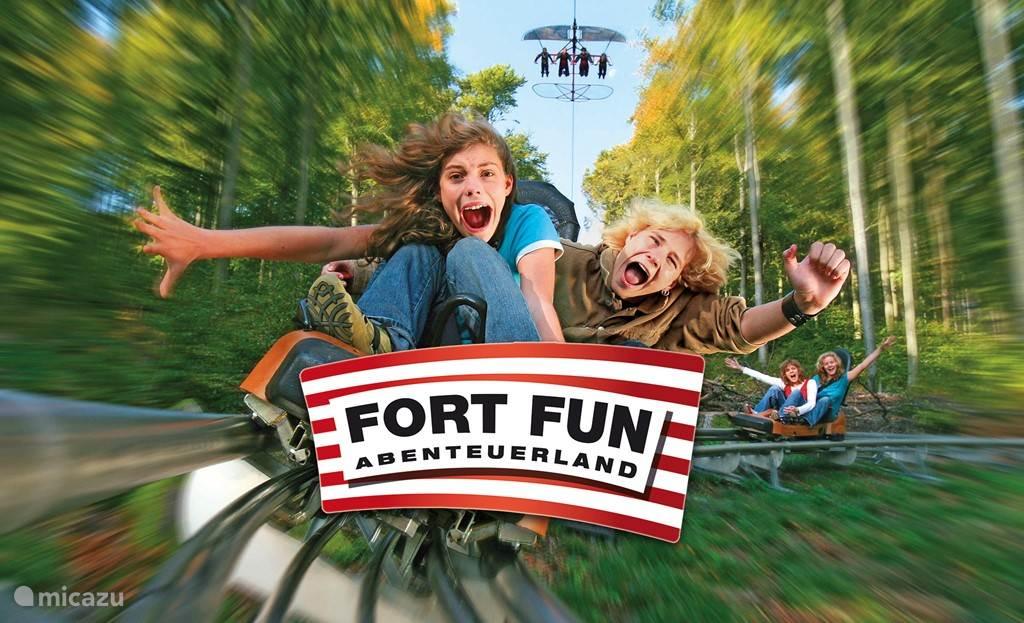Fort Fun Abenteuerland - Pretpark