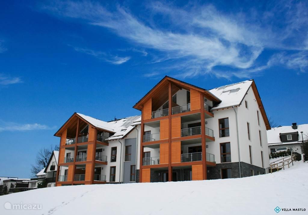 Vacation rental Germany, Sauerland, Neuastenberg - Winterberg  penthouse Residence Astenberg Penthouse Mastlo