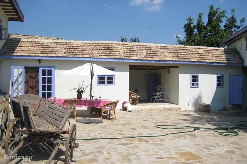 Vakantiehuis Bulgarije, Noord-Oost Bulgarije, Zwarte Zee, Blagoevo Boerderij Vakantieparadijs