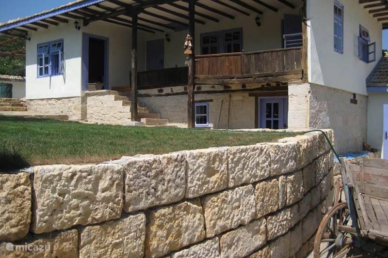 Vacation rental Bulgaria, North-East Bulgaria, Black Sea, Blagoevo Farmhouse Holiday Palace