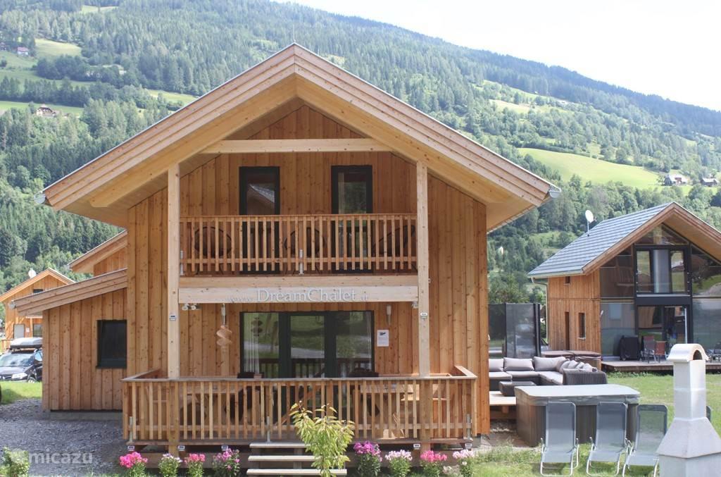 Vacation rental Austria, Styria, Sankt Lorenzen ob Murau chalet Dreamchalet