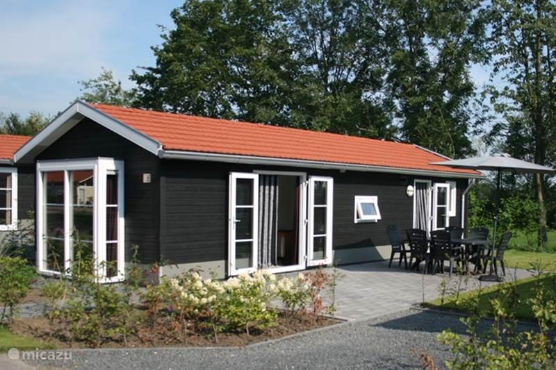 Vakantiehuis Nederland, Gelderland, Hulshorst (Veluwemeer) Chalet Chalet Torenvalk