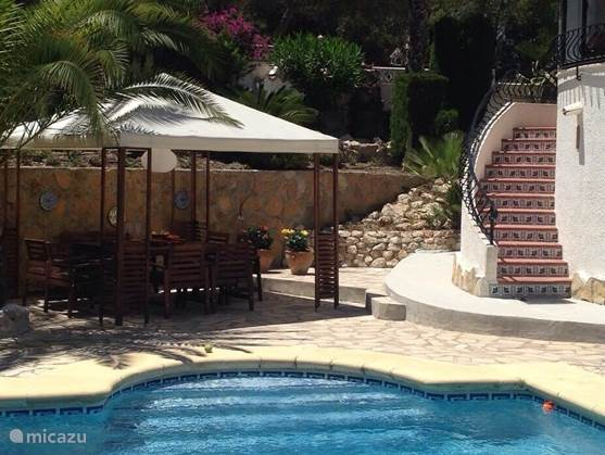 Vakantiehuis Spanje, Costa Blanca, Benitachell vakantiehuis Casa Meijer