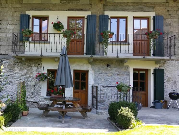 Vakantiehuis Frankrijk, Rhône-Alpes, Talloires Appartement Jardin de L'Europe