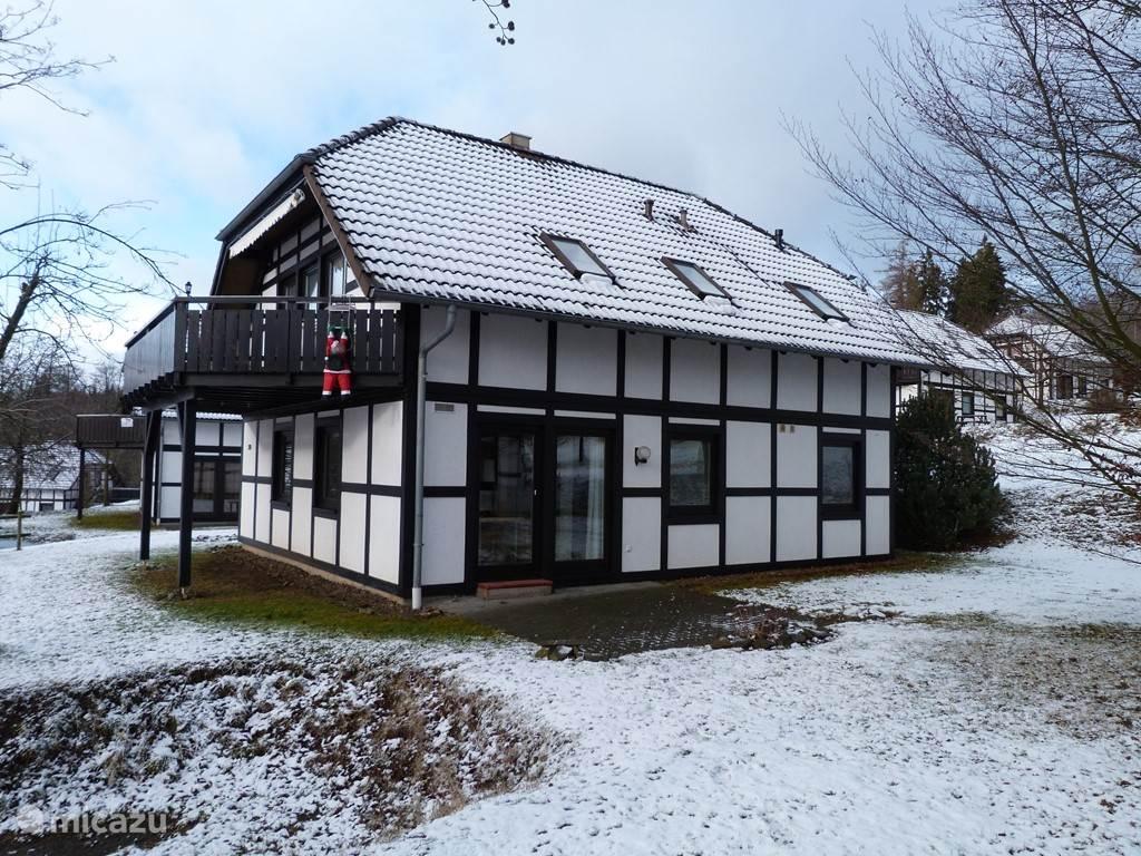 Kerst in Frankenau