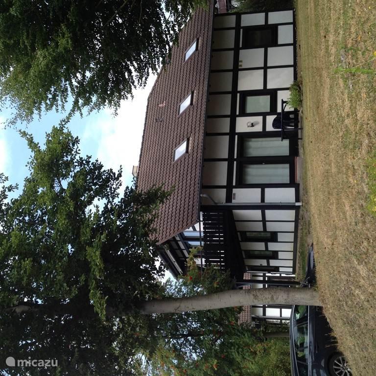 Vakantiehuis Duitsland, Sauerland, Frankenau vakantiehuis House of Rootz 234