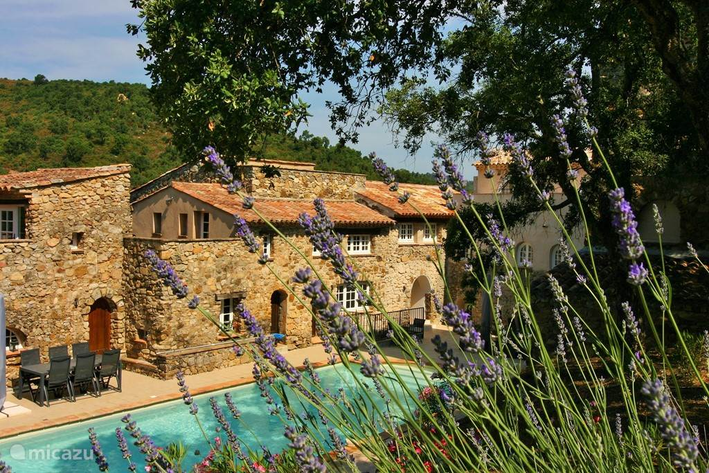 Vacation rental France, French Riviera,  Le Plan-de-la-Tour - holiday house Hameau des Claudins No. 7 Emponse