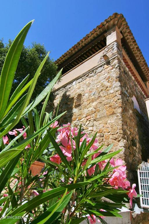 Vacation rental France, French Riviera,  Le Plan-de-la-Tour - holiday house Hameau des Claudins No. 9 Tower