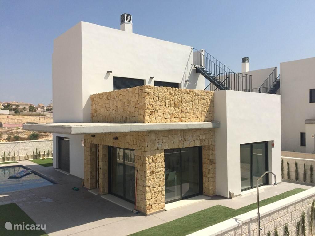 Vakantiehuis Spanje, Costa Blanca – villa Villa Entre Lagos