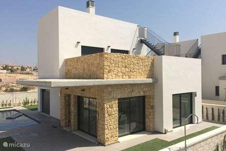 Vakantiehuis Spanje, Costa Blanca, Ciudad Quesada - villa Villa Entre Lagos