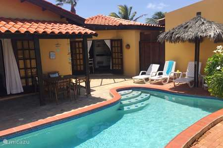 Vacation rental Aruba, North, North - villa Aruba Villa with pool near beach