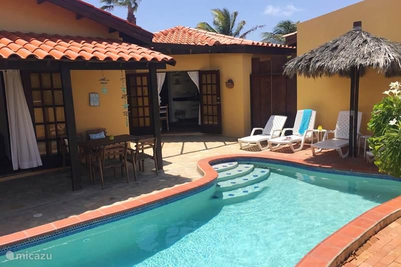 Vacation rental Aruba, Noord, Westpunt Villa Aruba Villa with pool near beach