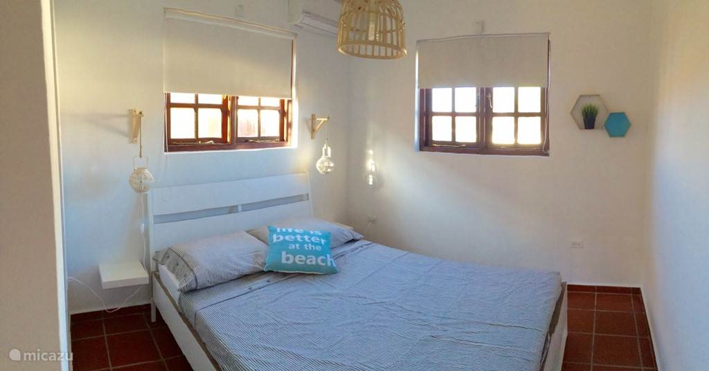 Second double bedroom, located on the front of the house