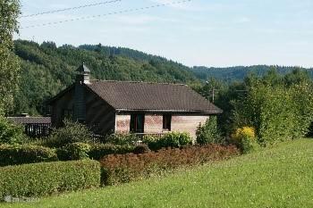 Vakantiehuis België, Ardennen, Marcourt - chalet Marcourt