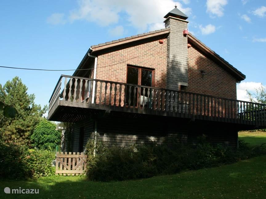 Ferienwohnung Belgien, Ardennen, Marcourt Chalet Marcourt