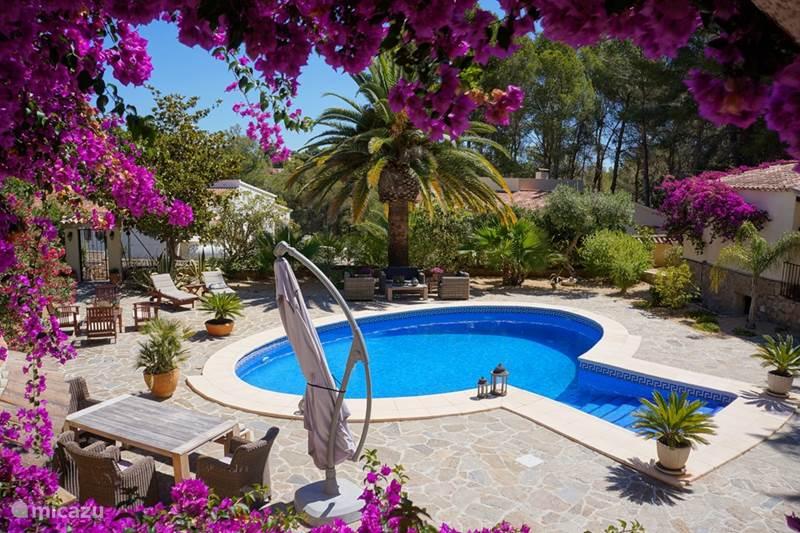 Vakantiehuis Spanje, Costa Blanca, Benissa Villa Casa Kien
