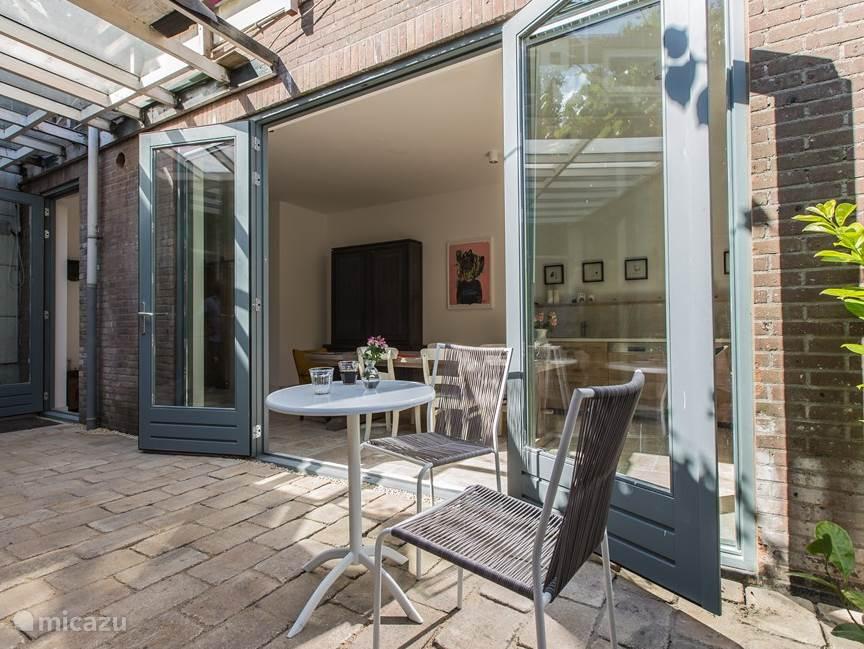 appartement park43 bed and breakfast in haarlem noord holland nederland huren. Black Bedroom Furniture Sets. Home Design Ideas