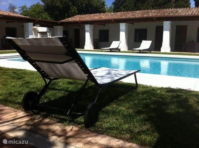 Vakantiehuis Spanje, Costa del Sol, San Pedro de Alcántara villa La Abadesa