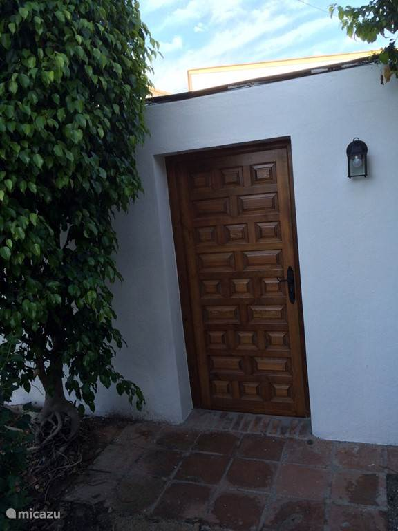 deur speelkamer