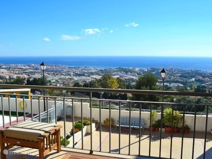 Vakantiehuis Spanje, Costa del Sol, Benalmádena Pueblo - appartement Casa JoCa