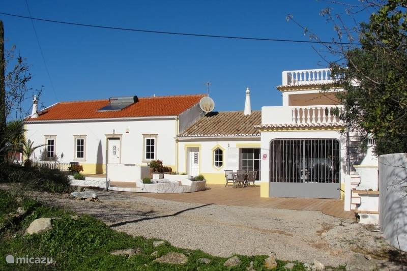 Vacation rental Portugal, Algarve, Albufeira Holiday house Casa duplicate Elisabeth