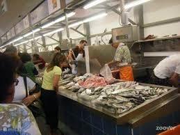 Markt van Portimao