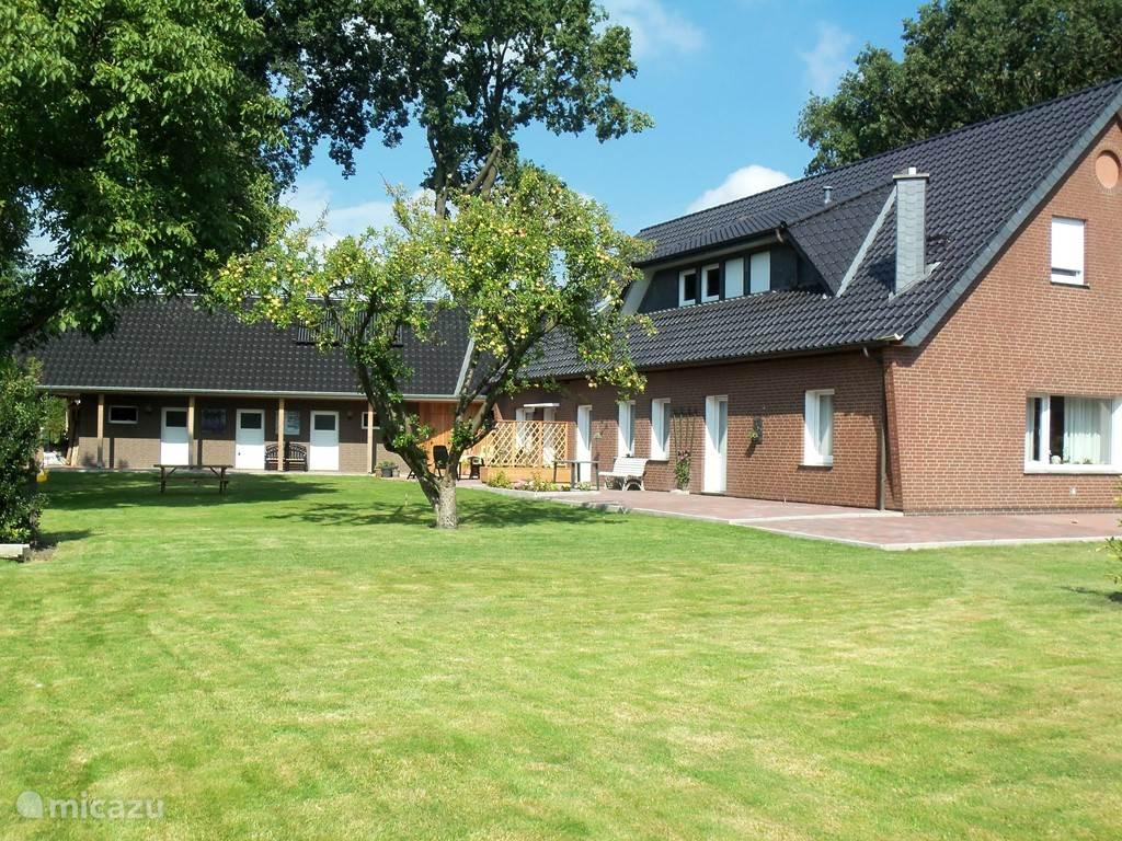 Vacation rental Germany, Teutoburg Forest – holiday house Eichenhof