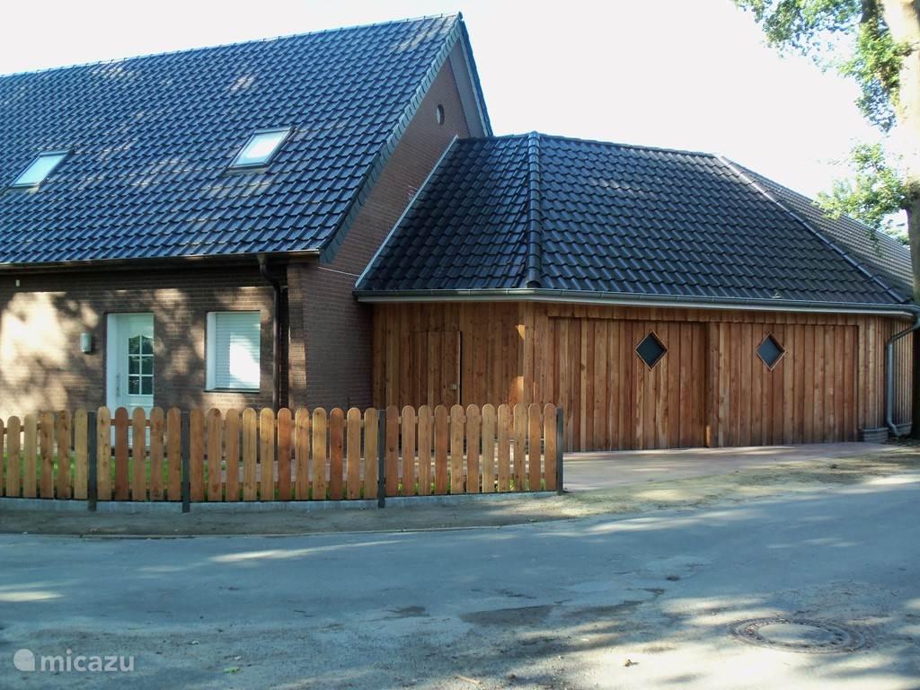 Vakantiehuis Duitsland, Teutoburgerwoud, Bippen Vakantiehuis Eichenhof