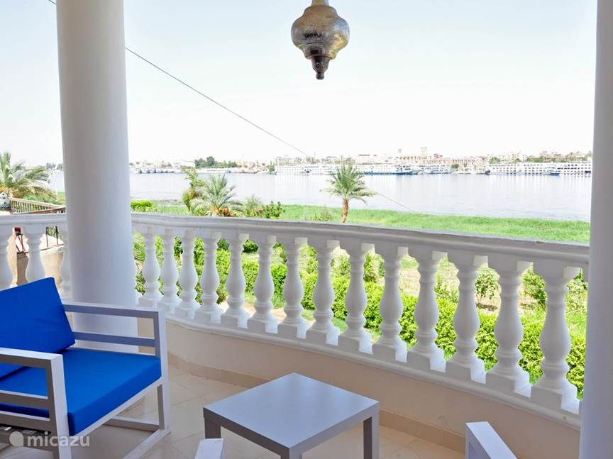 Vacation rental Egypt – apartment Comfortable with Nile view
