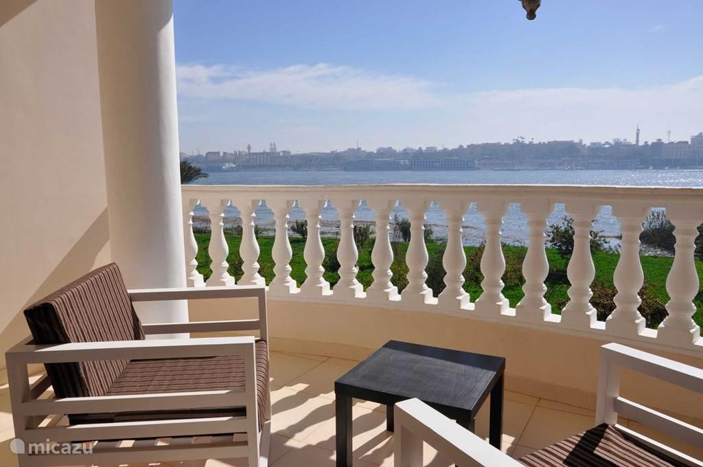Vakantiehuis Egypte, Nijl, Luxor Appartement Fantastische locatie aan de Nijl #6